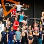 FIT-MAN wordt opgehangen bij CrossFit Haarlem (video)