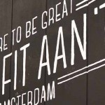 Compleet doormidden bij CrossFit aan 't IJ